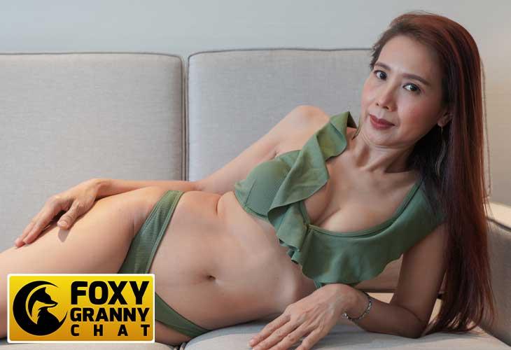 Asian Granny Phone Sex